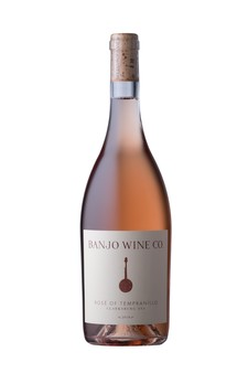 2018 Banjo Wine Co. Rosé of Tempranillo