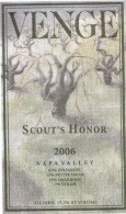 Venge Vineyards 2006 Scout's Honor Proprietary Blend